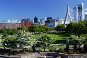 Paul Reverse Park Boston North End