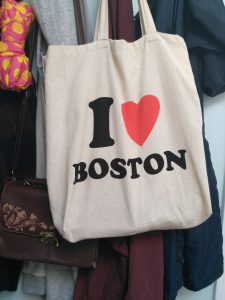 totebag, i love boston, lianne schilderink