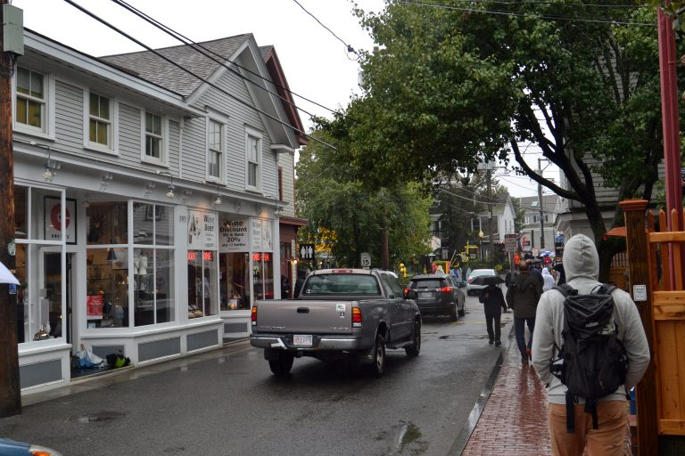 provincetown Cape Cod Lianne schrijft