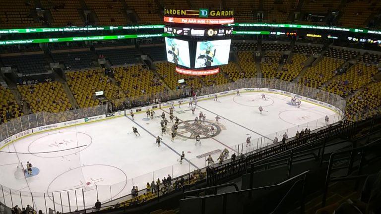 Boston Bruins lianne schrijft