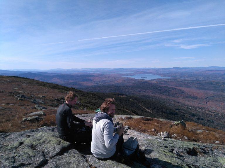 Saddleback Mountains Rangeley Maine