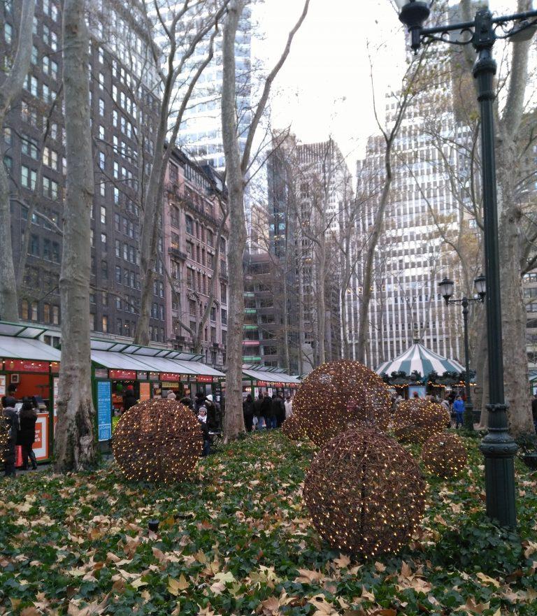 Bryant Park, New York, Lianne Schilderink