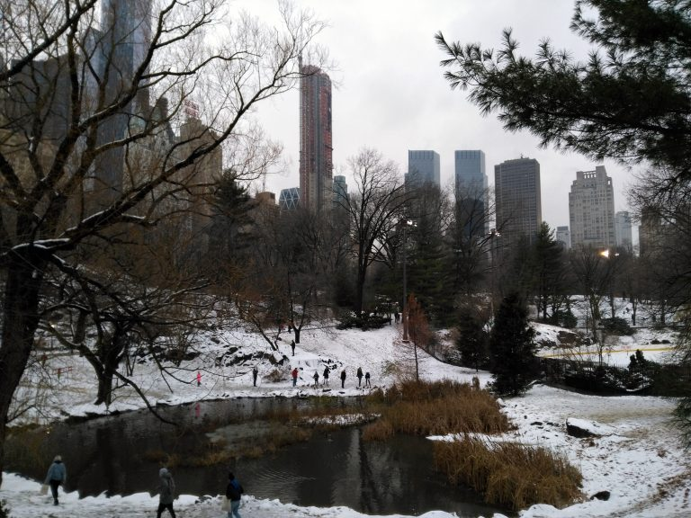 Central Park, New York, Lianne Schilderink