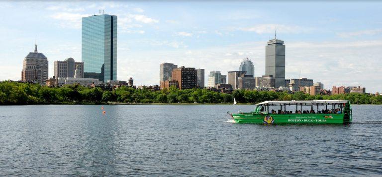 Ducktours Boston lianneschrijft.nl