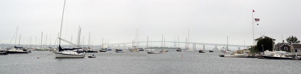 Newport, Rhode Island, lianneschrijft