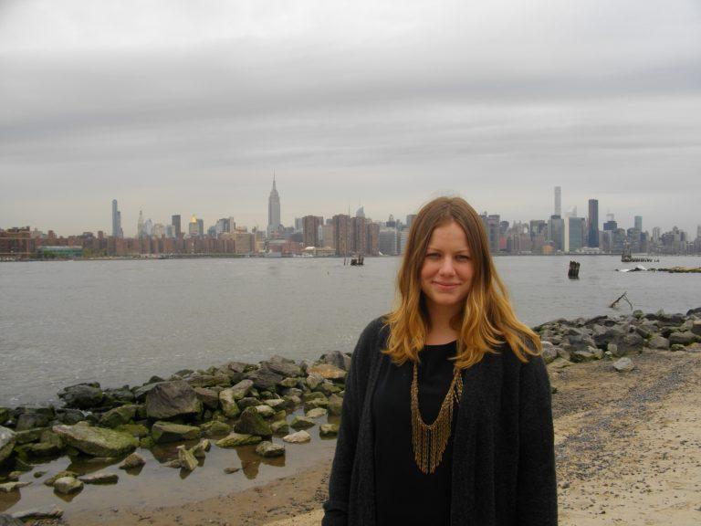 Lianne schrijft, New York